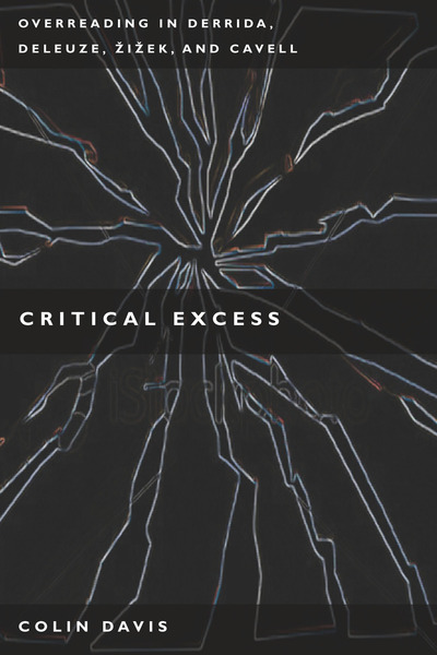 Cover of Critical Excess by Colin Davis