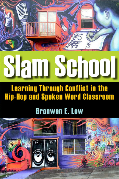 Cover of Slam School by Bronwen E. Low