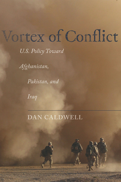 Cover of Vortex of Conflict by Dan Caldwell