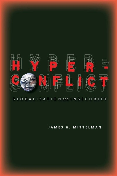 Cover of Hyperconflict by James H. Mittelman