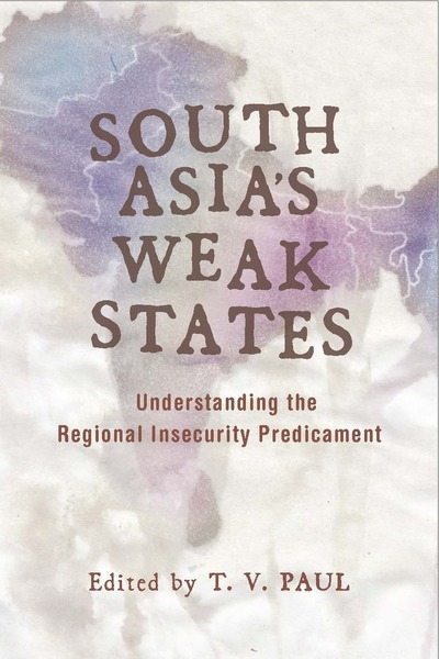 Cover of South Asia
