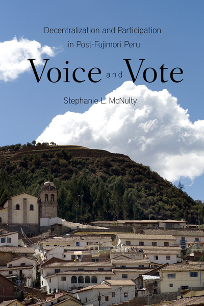 Cover of Voice and Vote by Stephanie L. McNulty