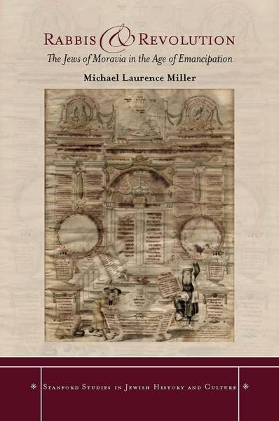 Cover of Rabbis and Revolution by Michael Laurence Miller