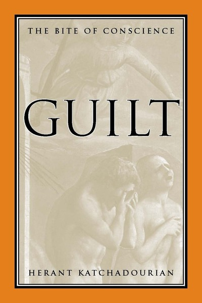Cover of Guilt by Herant Katchadourian