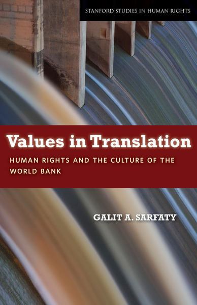 Cover of Values in Translation by Galit A. Sarfaty