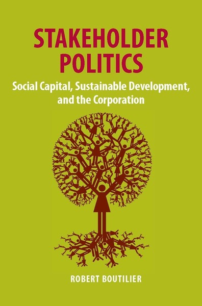Cover of Stakeholder Politics by Robert Boutilier