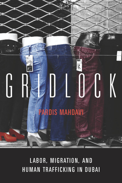 Cover of Gridlock by Pardis Mahdavi
