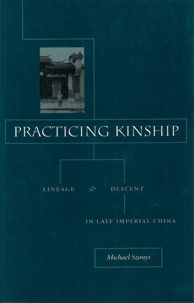 Cover of Practicing Kinship by Michael Szonyi
