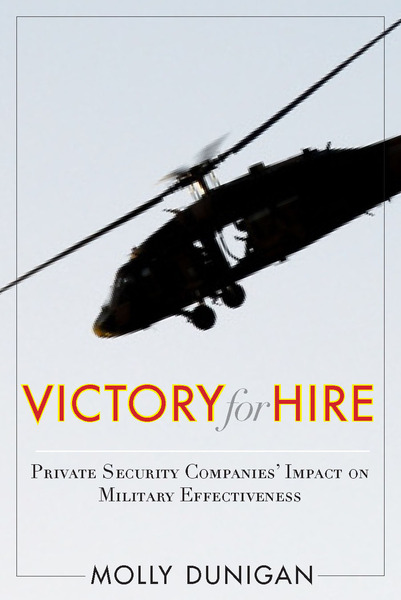 Cover of Victory for Hire by Molly Dunigan