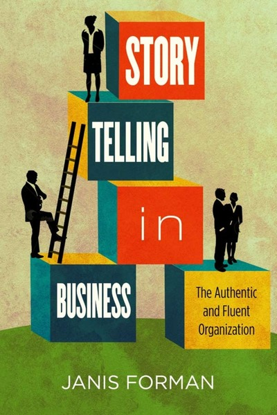 Cover of Storytelling in Business by Janis Forman