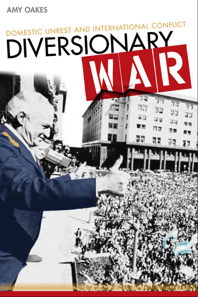 Cover of Diversionary War by Amy Oakes