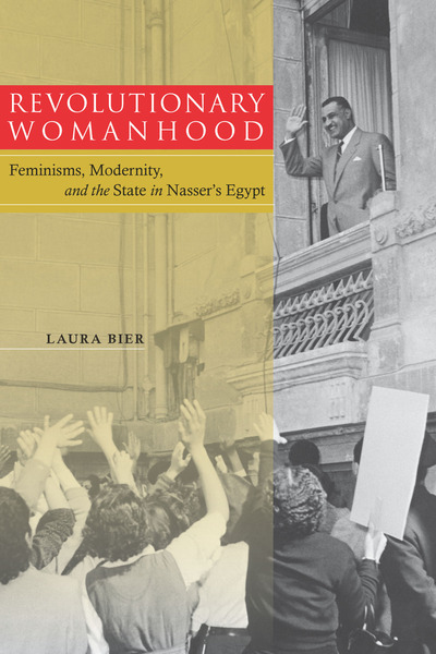 Cover of Revolutionary Womanhood by Laura Bier