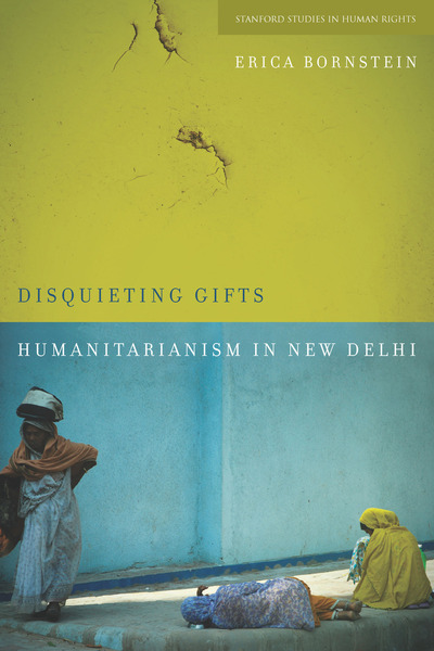Cover of Disquieting Gifts by Erica Bornstein