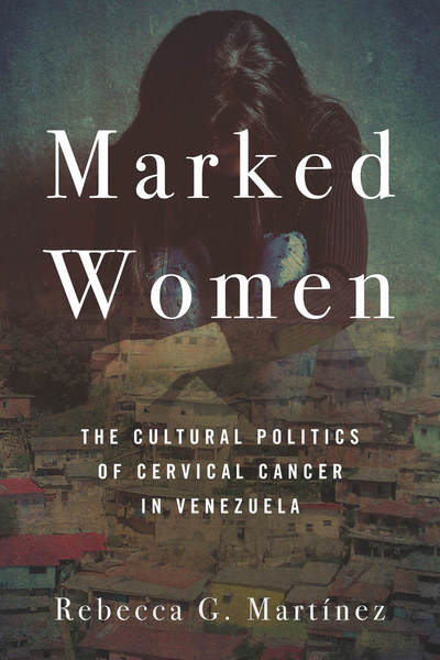 Cover of Marked Women by Rebecca G. Martínez