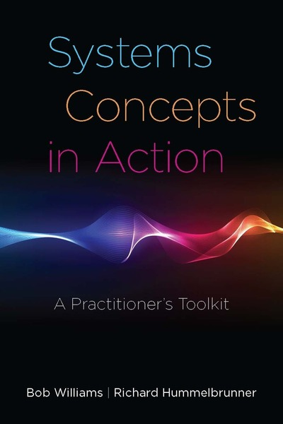 Cover of Systems Concepts in Action by Bob Williams and Richard Hummelbrunner