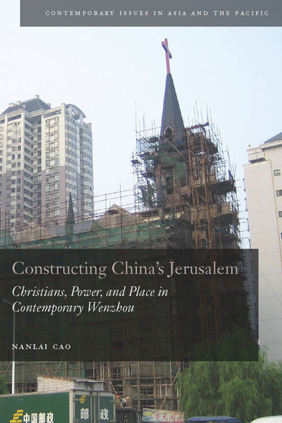Cover of Constructing China