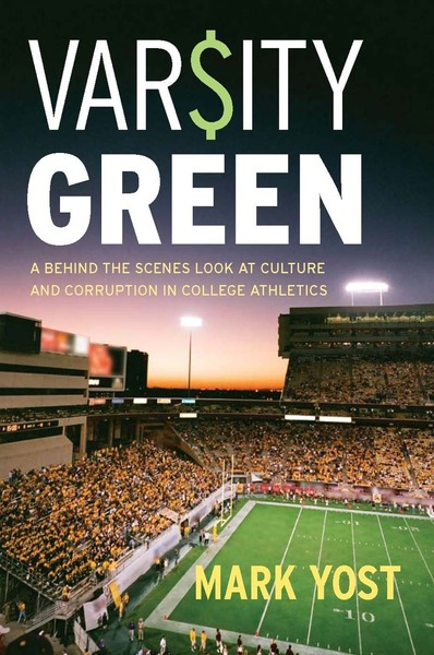 Cover of Varsity Green by Mark Yost