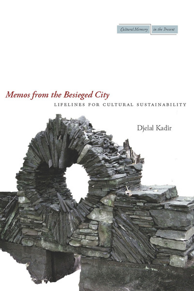 Cover of Memos from the Besieged City by Djelal Kadir