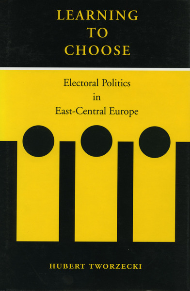Cover of Learning to Choose by Hubert Tworzecki