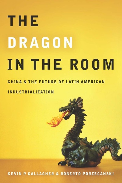 Cover of The Dragon in the Room by Kevin P. Gallagher and Roberto Porzecanski