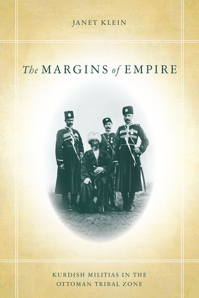 Cover of The Margins of Empire by Janet Klein