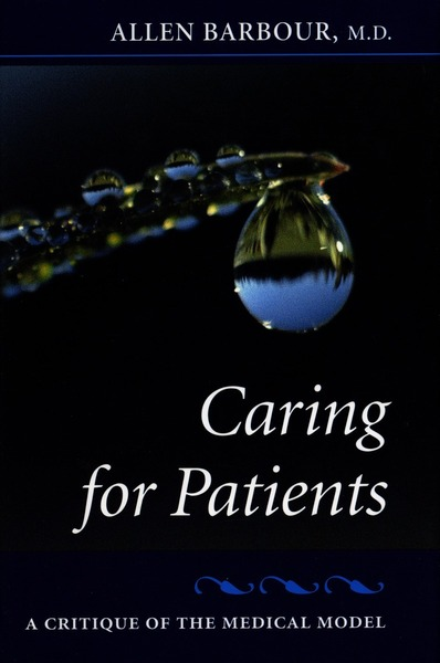 Cover of Caring for Patients by Allen Barbour