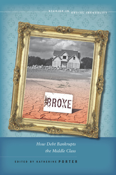 Cover of Broke by Edited by Katherine Porter