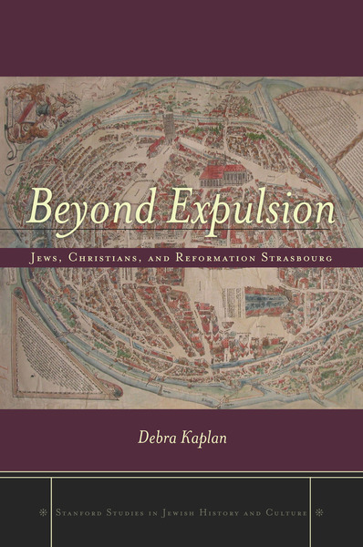 Cover of Beyond Expulsion by Debra Kaplan
