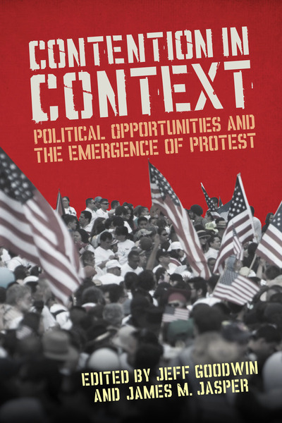 Cover of Contention in Context by Edited by Jeff Goodwin and James M. Jasper