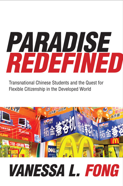 Cover of Paradise Redefined by Vanessa L. Fong