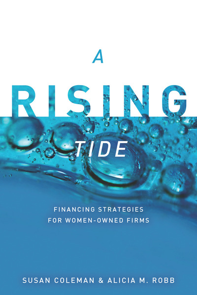Cover of A Rising Tide by Susan Coleman and Alicia M. Robb