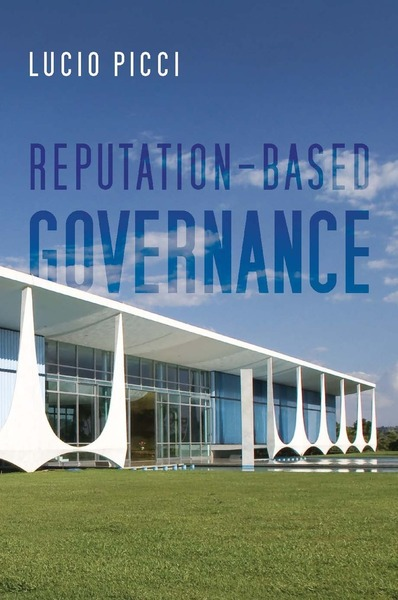Cover of Reputation-Based Governance by Lucio Picci