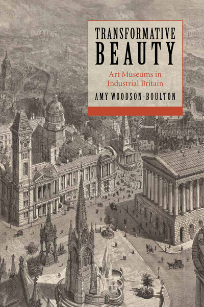 Cover of Transformative Beauty by Amy Woodson-Boulton
