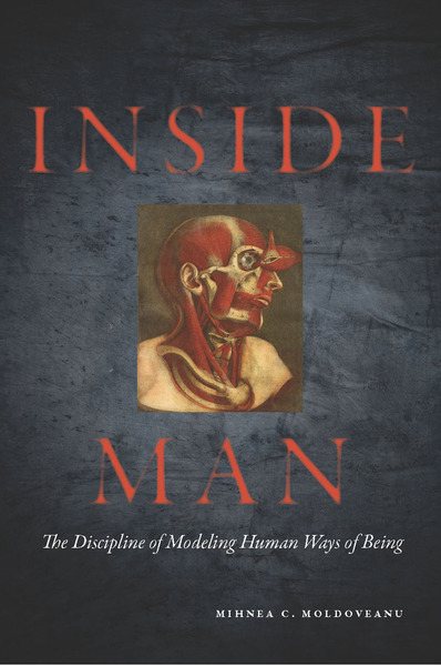 Cover of Inside Man by Mihnea C. Moldoveanu