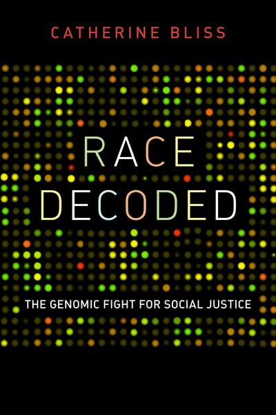 Cover of Race Decoded by Catherine Bliss
