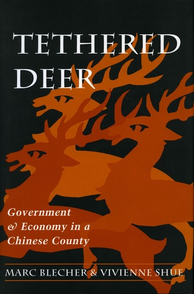 Cover of Tethered Deer by Marc Blecher and Vivienne Shue