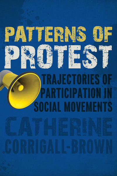 Cover of Patterns of Protest by Catherine Corrigall-Brown