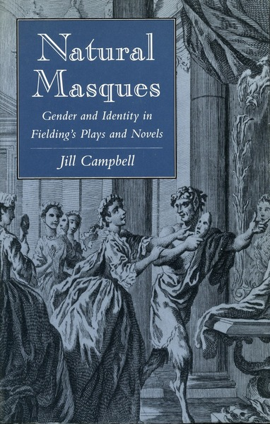 Cover of Natural Masques by Jill Campbell