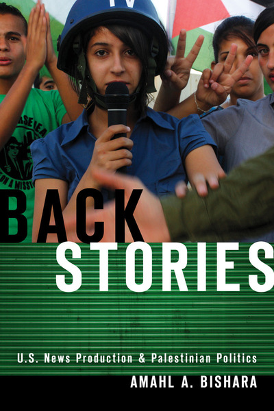 Cover of Back Stories by Amahl A. Bishara