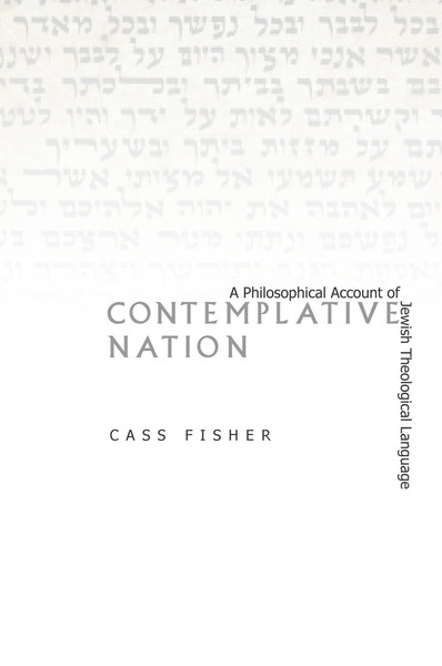 Cover of Contemplative Nation by Cass Fisher