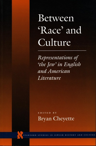 Cover of Between 'Race' and Culture by Edited by Bryan Cheyette