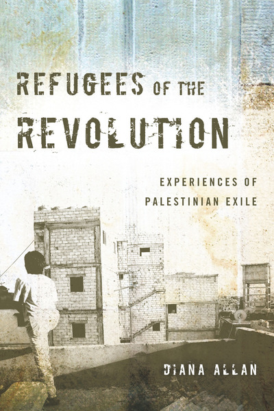 Cover of Refugees of the Revolution by Diana Allan