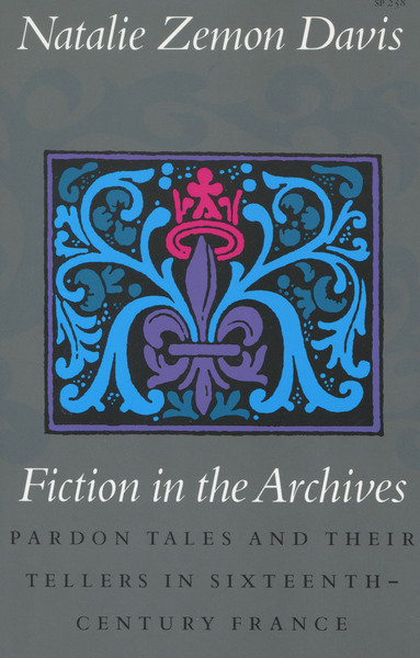 Cover of Fiction in the Archives by Natalie Zemon Davis