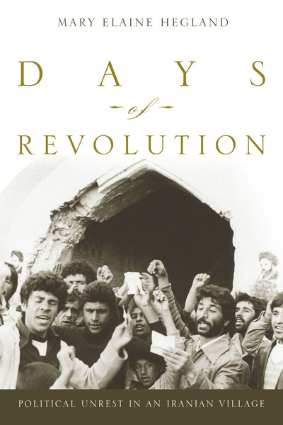 Cover of Days of Revolution by Mary Elaine Hegland