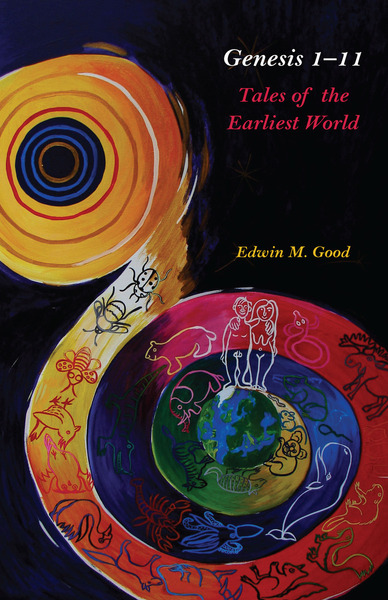 Cover of Genesis 1-11 by Edwin M. Good