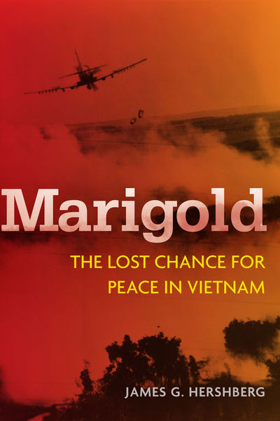 Cover of Marigold by James G. Hershberg