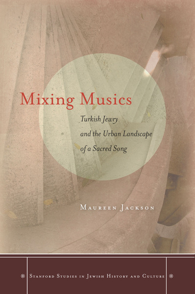 Cover of Mixing Musics by Maureen Jackson