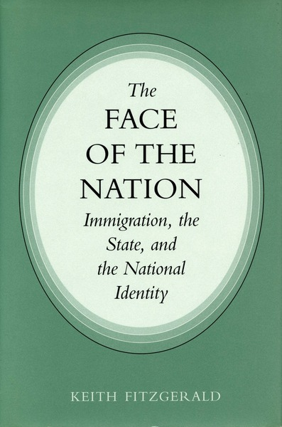 Cover of The Face of the Nation by Keith Fitzgerald