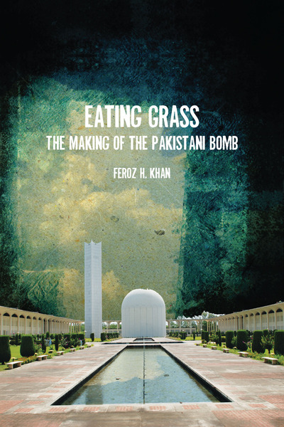 Cover of Eating Grass by Feroz Khan