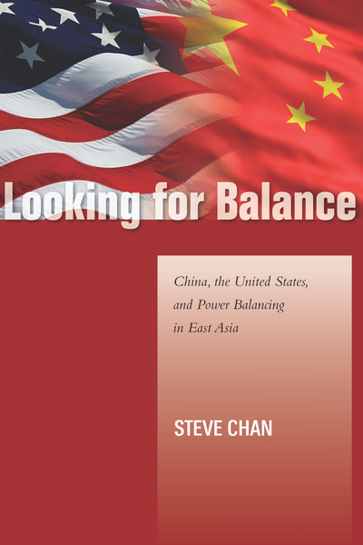 Cover of Looking for Balance by Steve Chan